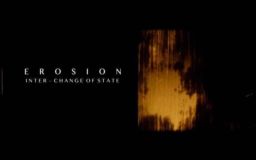 Erosion - Julian Hand NUA Masters - Landscape Film Experimental