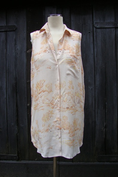 "Equipment ""Adrien"" silk shirt"