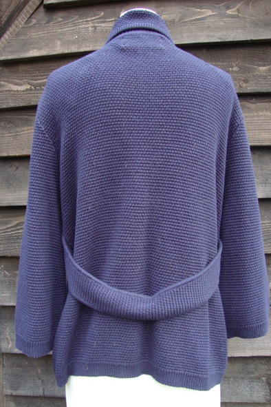 Goat Library knit
