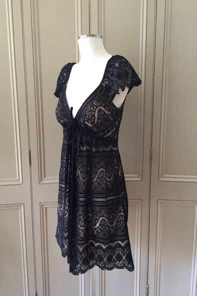 Milly of New York lace dress