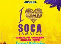 I Love Soca 2016 – Jamaica Carnival's Coolest Cooler Fete