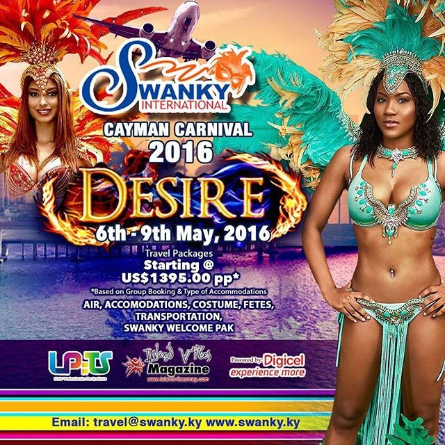 2016 Cayman Carnival
