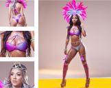 Aurora Bandeau Bra & Bikini