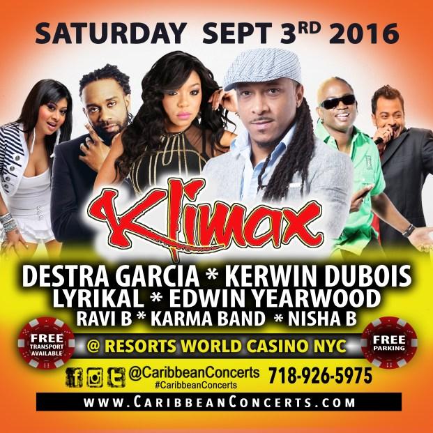 Klimax IG Image - Sept 3, 2016