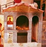 greek miniature church