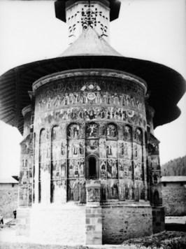 Royal monastery-Romania