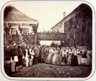 Primirea_lui_Carol_I_la_Rucar.Album_Romania.Cca_._1866