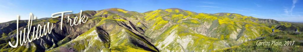 Carrizo Plain Panorama