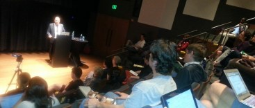 MN Lecture audience