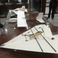 Aerospace class models at Beijing 35