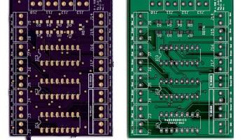 8 RGB LED Controller - FOKA: Foxtrot Oscar Kilo Alpha