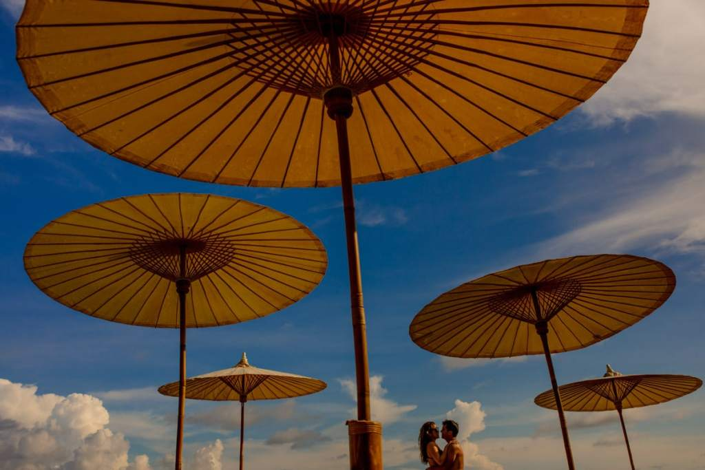 Destination wedding in Phuket, Thailand