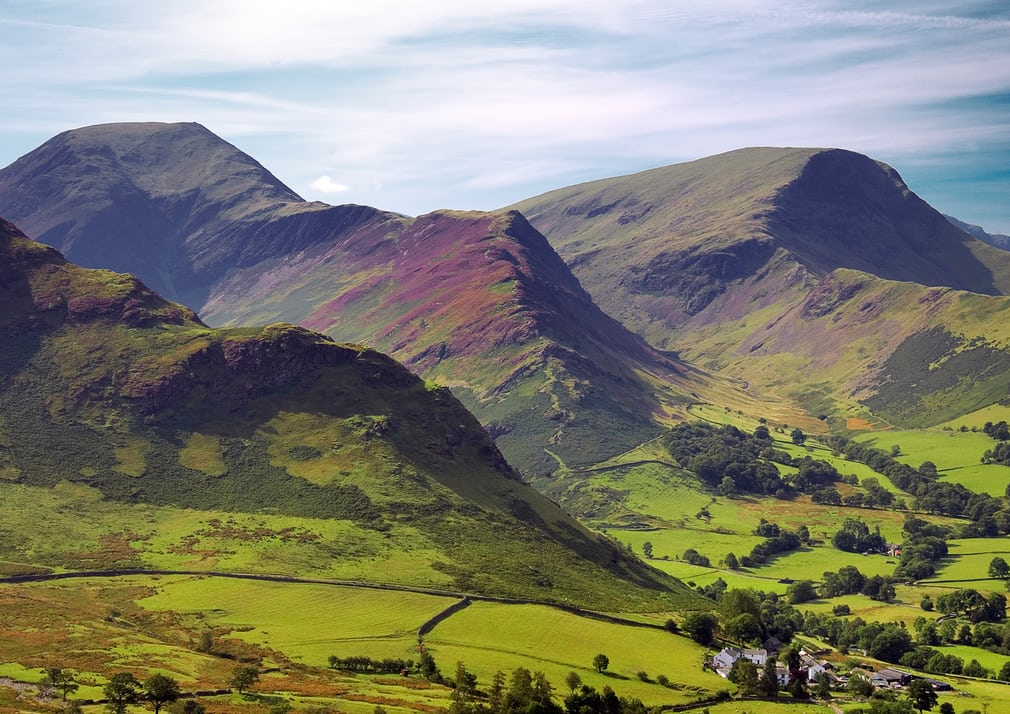 Lake District: the UK's first world heritage national park – in pictures