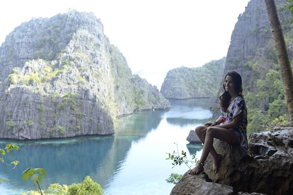 Palawan | The Crystal Clear Lakes in Coron