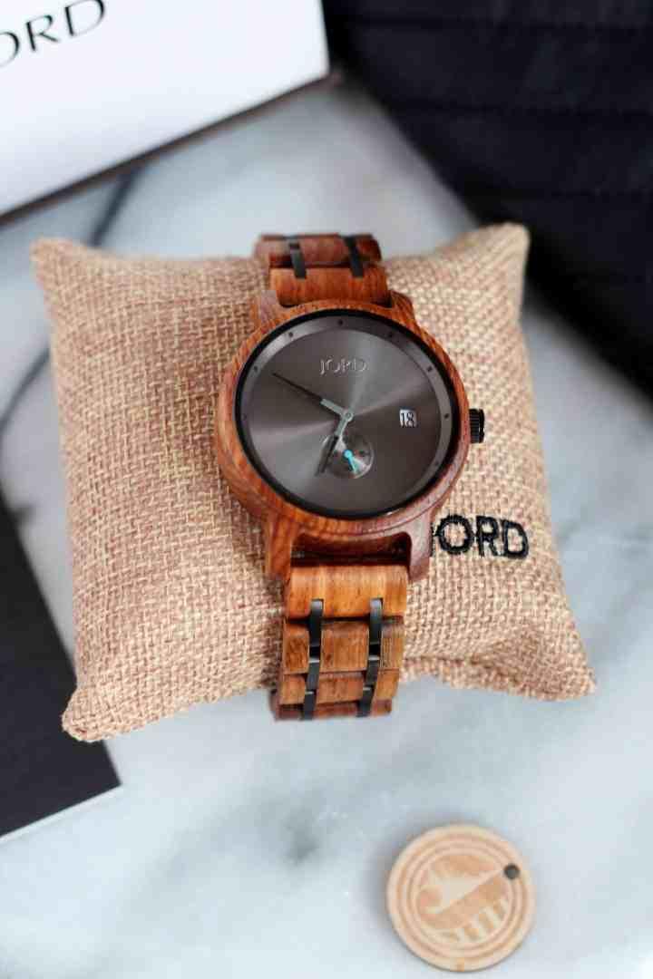 JORD watch giveaway men wood watch