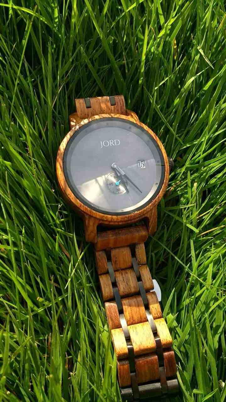 jord wood watch giveaway men wood watch