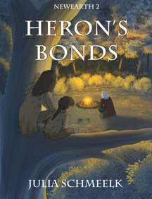 NewEarth2 - HeronsBonds - Book Cover