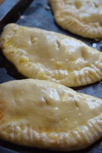CALZONES READY TO BAKE