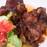 SIMPLE OXTAIL STEW