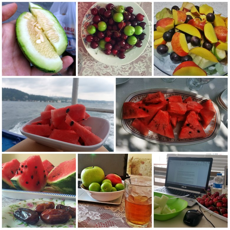 fruits coll