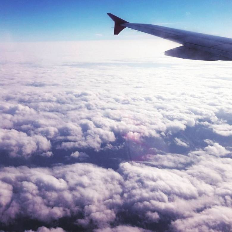 abovethe clouds