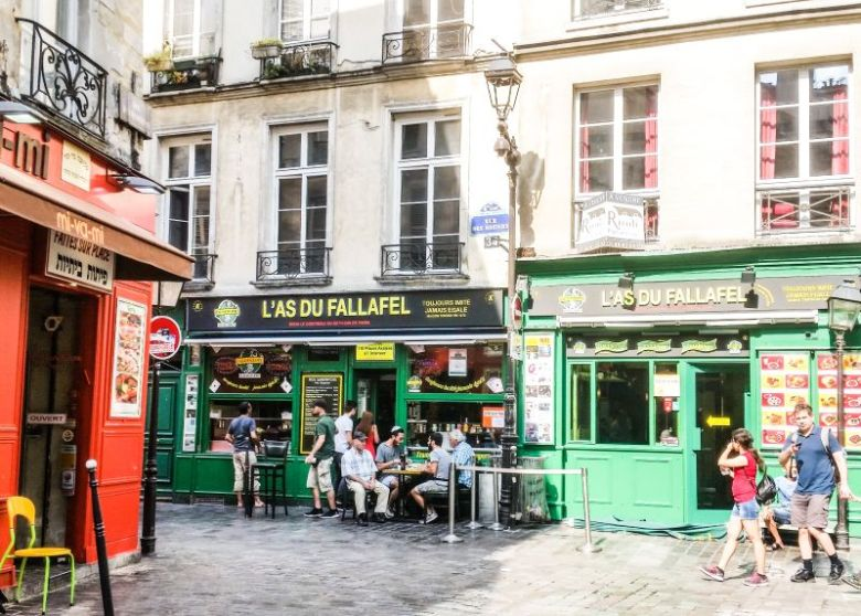 L'as du fallafel Paris