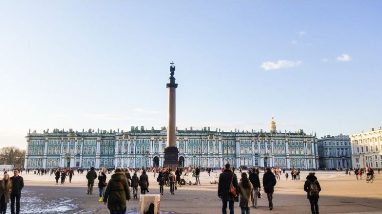 The Hermitage Museum Saint Petersburg