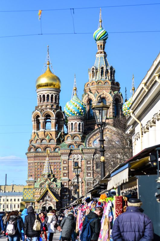 church spilled on blood st. petersburg