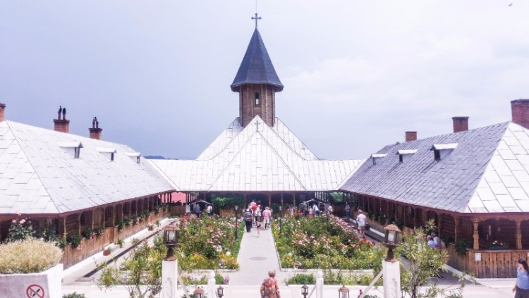 Saint Ana Monastery (Mânastirea Sfânta Ana)