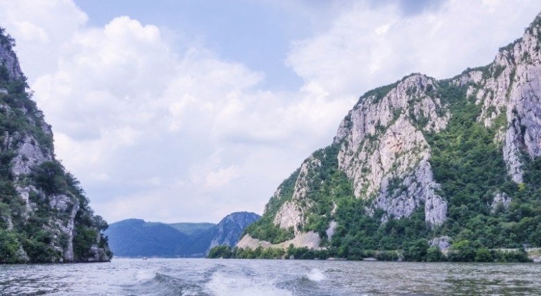 Cazanele Dunarii the Great and Small Danube Gorge