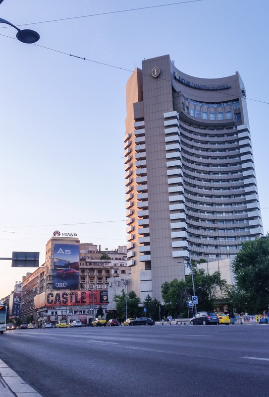 Hotel Intercontinental Questo discover people, places and stories Bucharest Romania