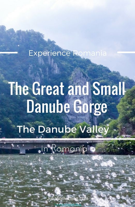 Experience Romania The Great and Small Danube Gorge Cazanele Dunarii