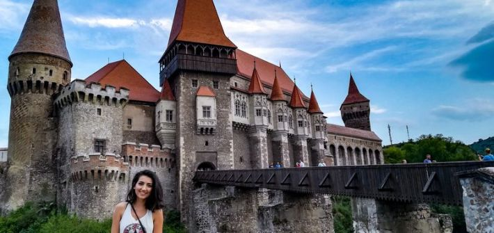 4 day car trip around Romania hunedoara Corvin Castle