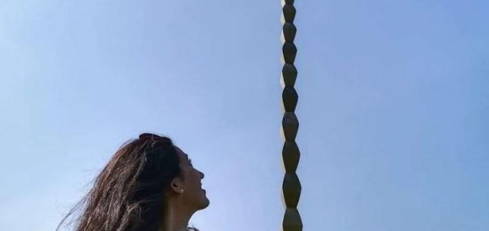 Tg Jiu Brancusi sculptures the Endless Column