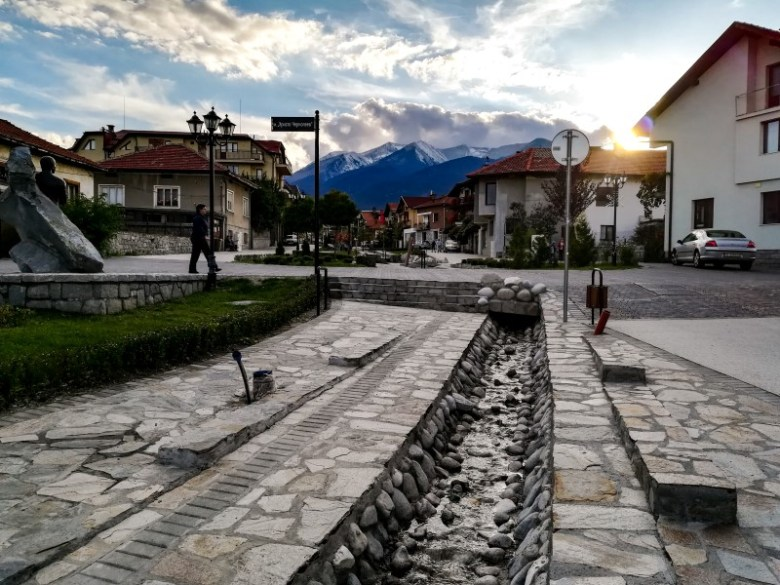 travel to Bulgaria Bloggers on Top Why visit Bansko in Summer