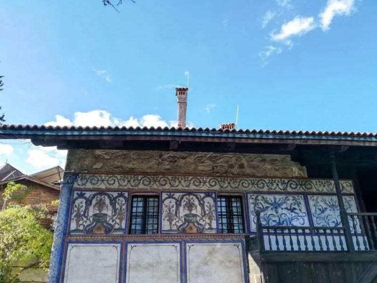 Velyanova House in the old town Bansko why visit Bansko in Summer