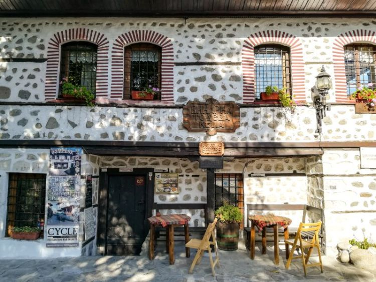 House in the old town Bansko
