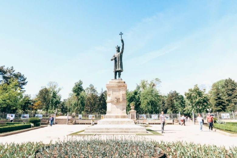 How to spend 48 hours in Chisinau, Moldova The Stephan the Great Park