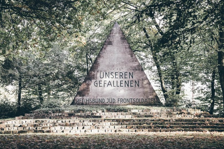 Jüdischer Friedhof (Jewish Cemetery fromSchönhauser Allee 25)