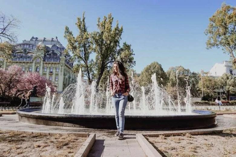 sped 2 days in Odessa, Ukraine