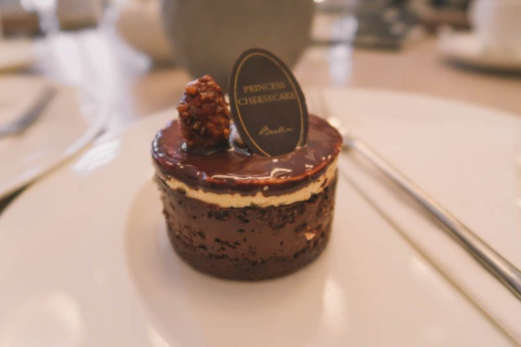 Princess Cheesecake central berlin self-guided walking tour
