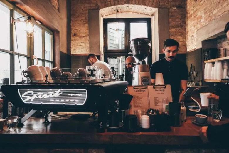 Concierge coffee kreuzberg