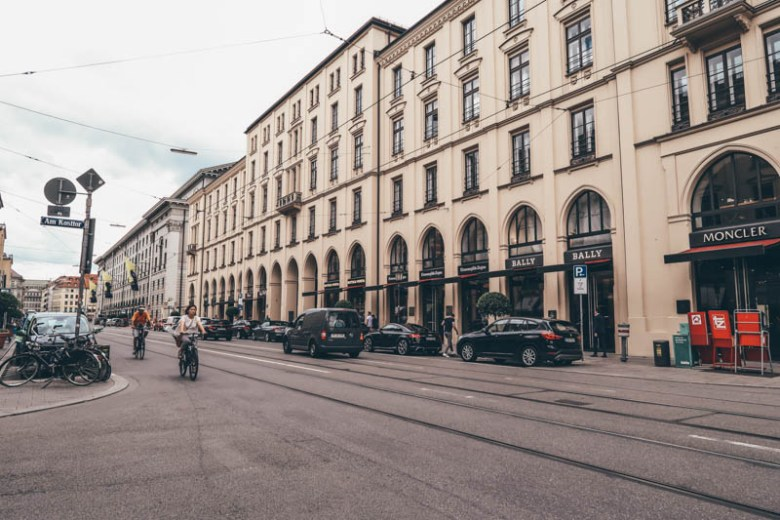 Maximilianstraße munich