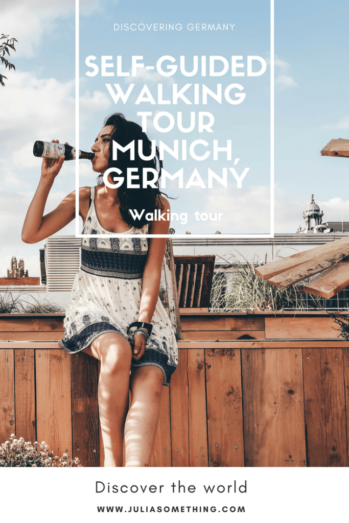 Self-guided walking tour to Munich, Germany