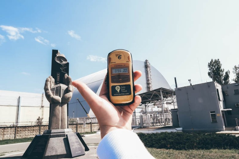 visit Chernobyl nuclear plant ukraine Why do people travel in inhospitable places