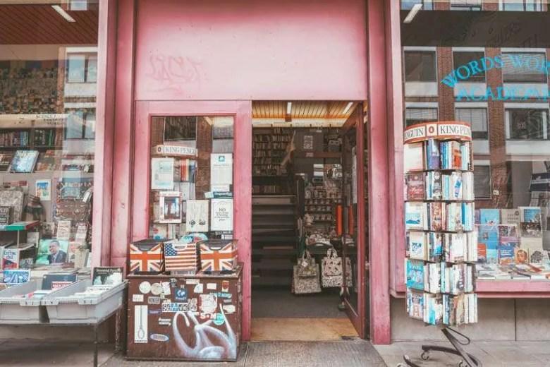 Words' Worth english bookshop munich germany