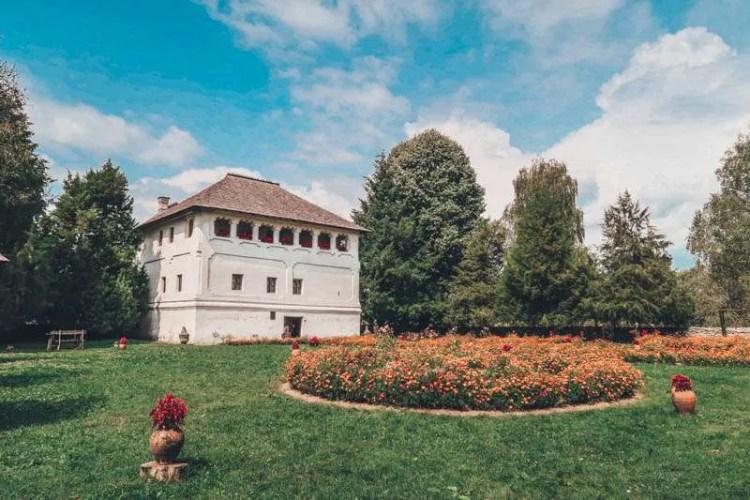 Cula Duca heritage trip romania