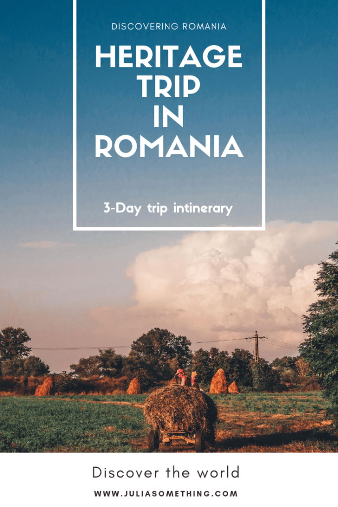 3-day heritage trip round romania, way off the beaten path. Are you up to some traditional villages trips? #Romania #Village #Traditional #Europe #travel #roadtrip