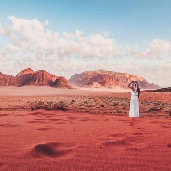 7-day road trip guide to Jordan