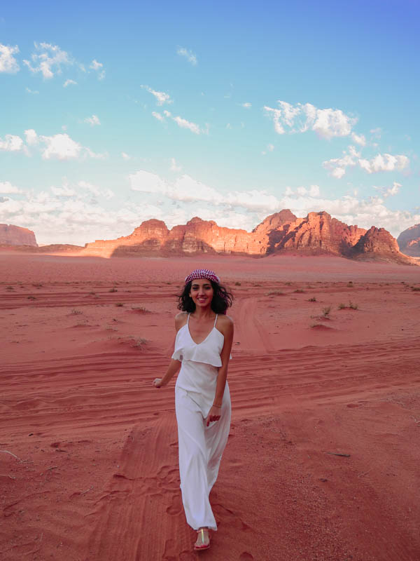 Wadi Rum 7-day road trip guide to Jordan Candles camp